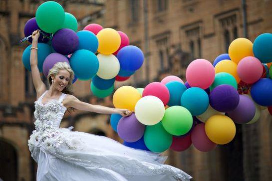 Amazing Bridalshoot Photo