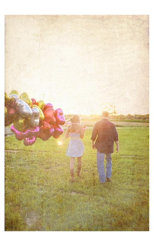 Engagment Balloons