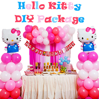 Hello Kitty Package at $49.90