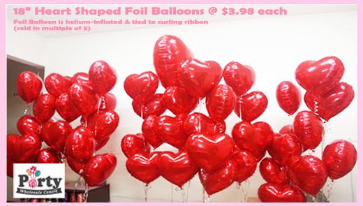 Love Balloon Sale
