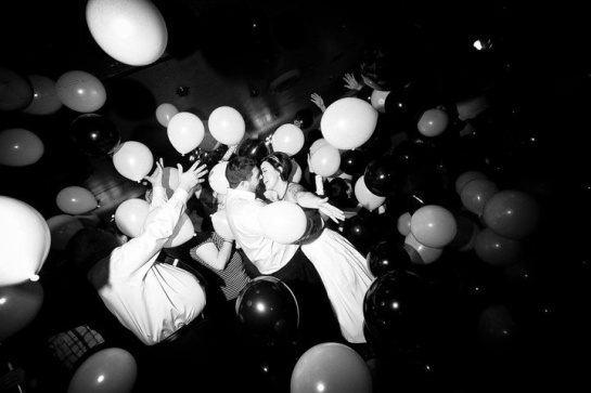 Wedding Balloon Confetti