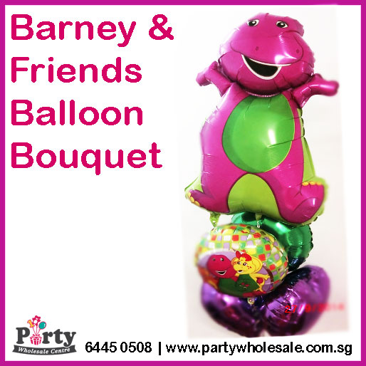 Barney-Theme-Party-Singapore