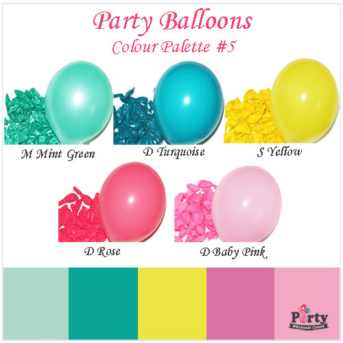 Party-Balloon-Colour-Palette-5-Party-Wholesale-Centre
