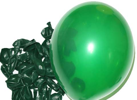Green-Latex-Party-Balloon