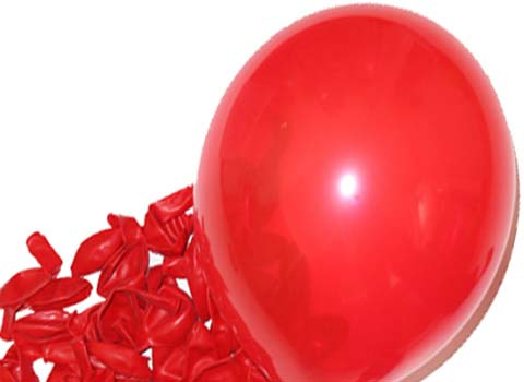 Red-Party-Balloon