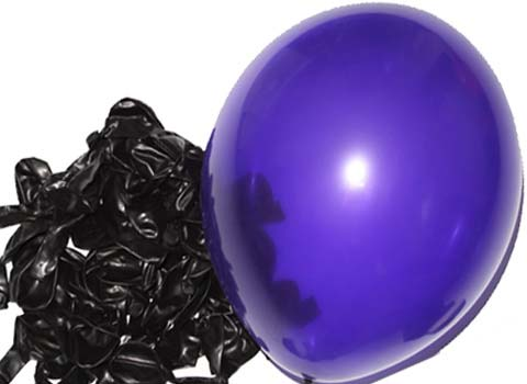 Violet-Party-Balloons