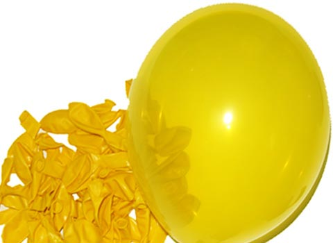 Yellow-Latex-Party-Balloons