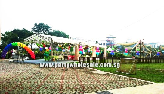 Balloon Arch Singapore Party Wholesale Centre