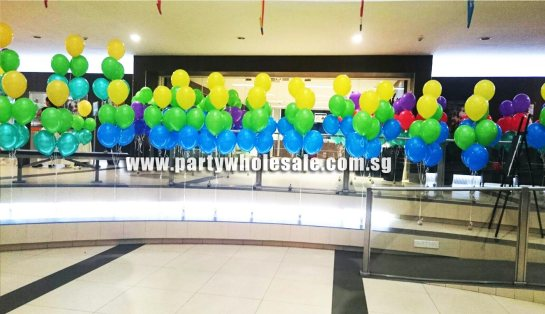 Helium Balloon Bouquet Singapore