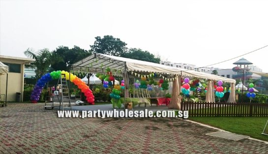 Outdoor Garden Party Wholesale Singapore