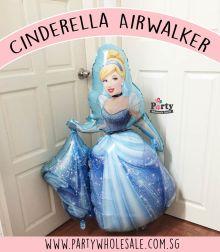 Princess Cnderella Airwalker Balloons Singapore Party Wholesale Centre Singapore Wow Lets Have Fun