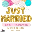 Just-Married-Wedding-Love-Balloons-Singapore-Party-Wholesale-Centre-Wow-Your-Party
