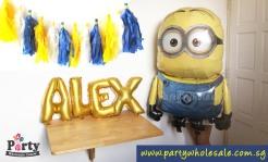 Minion Party Theme Kids Birthday Party Wholesale Centre Singapore