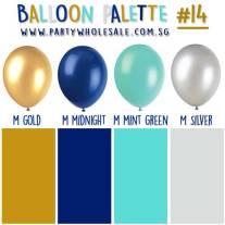 Tiffany Helium Balloons Singapore Party Colour Inspiration Wholesale Centre
