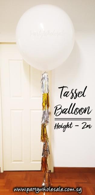 Giant-Wedding-Tassel-Balloons-Singapore-Party-Wholesale-Centre