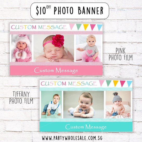 Custom Photo Banner Party Wholesale Centre Singapore