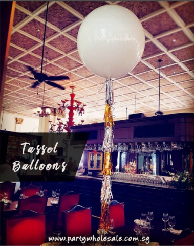 Wedding-Tassel-Balloons-Singapore-Party-Wholesale-Centre-at-Raffles-Hotel-Bar-and-Billard-Room