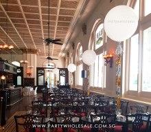 Wedding-Tassel-Balloons-Singapore-Raffles-Hotel-Bar-Billard-Room-Party-Wholesale-Centre