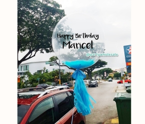 Blue-Tassel-Bubble-Balloon-Singapore-Party-Wholesale
